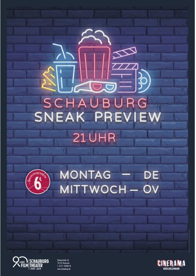 Sneak Preview Schauburg